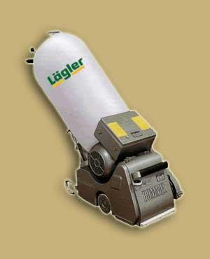 Stroj na broušení parket - Lägler Hummel